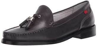 Marc Joseph New York Women's Made in Brazil Luxury Leather West End Tassle Loafer