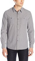 Kenneth Cole Reaction Men's Ls 2 Pkt Check, Value Not Found