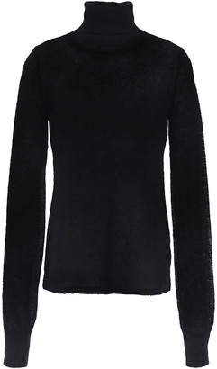 Helmut Lang Alpaca-blend Turtleneck Sweater