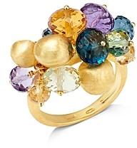 Marco Bicego 18K Yellow Gold Gemstone Cocktail Ring