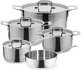 Bed Bath & Beyond Magefesa® Inoxia 9-Piece Stainless Steel Cookware Set