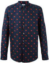 Paul Smith heart printed shirt