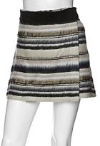 Vena Cava Multi Stripe Skirt