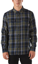 Vans Elm Plaid Buttondown Shirt