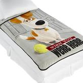 """Universal Studios The Secret Life Of Pets """"Missing You"""" Throw"""