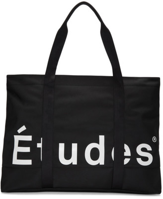 Études Black August Tote