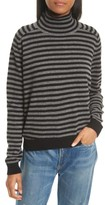 Vince Women's Breton Stripe Cashmere Sweater