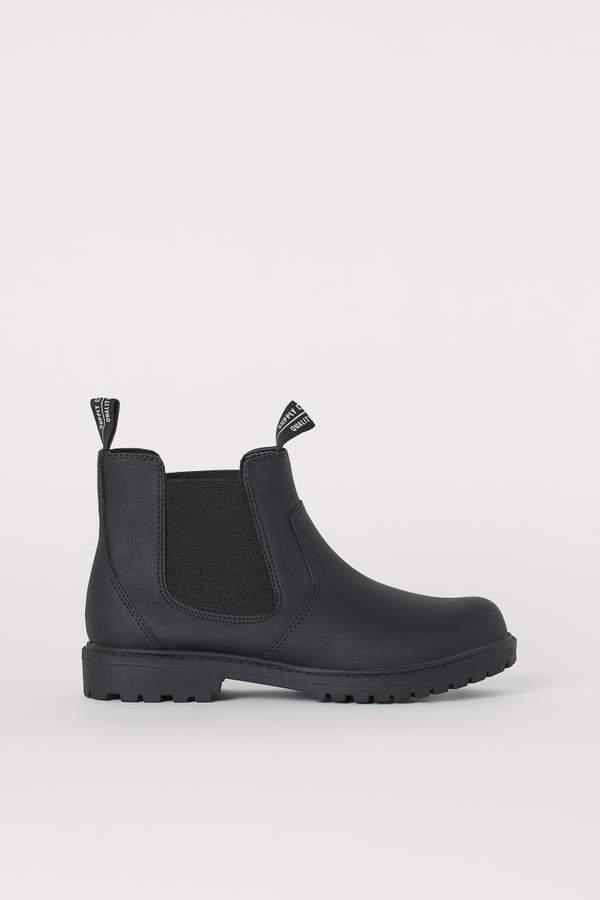 H&M Chelsea Boots - Black