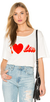 Love Moschino I love Tee