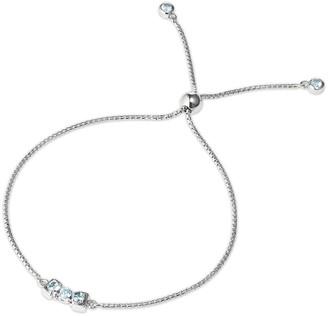 Tsai X Tsai San Shi Blue Topaz Bracelet Sterling Silver