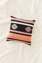 Urban Outfitters Liza Woven Kilim Stripe Pillow