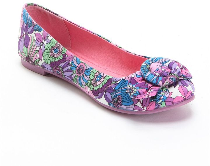 Rocket Dog Unleashed by madge ballet flats - women