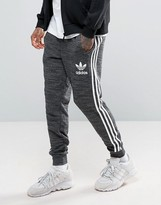 adidas California Joggers In Black BK5905