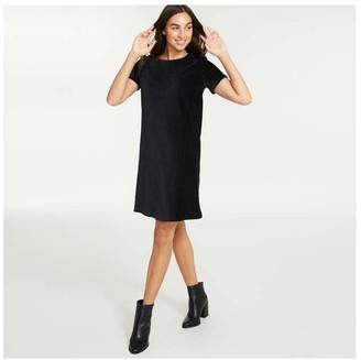 Joe Fresh Women's Tee Dress, JF Black (Size M)