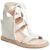 Pelle Moda Women's 'Kyra' Wedge Espadrille Sandal