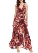 Chelsea & Violet Printed Maxi Dress