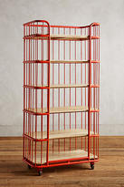 Anthropologie Visby Six-Tier Bookcase