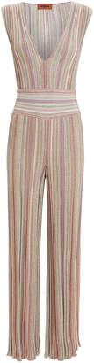 Missoni Lurex Stripe Jumpsuit