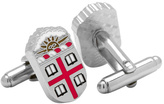 Cufflinks Inc. Boys' Brown University Cufflinks