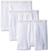 Calvin Klein Underwear Cotton Classic Boxer Brief 3-Pack NU3019