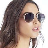 Sole Society Hampton Basic Aviator Sunglasses
