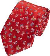 Barneys New York Butterflies Tie