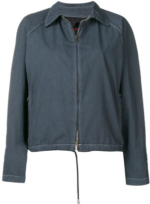 Romeo Gigli Pre-Owned 2000's cropped jacket