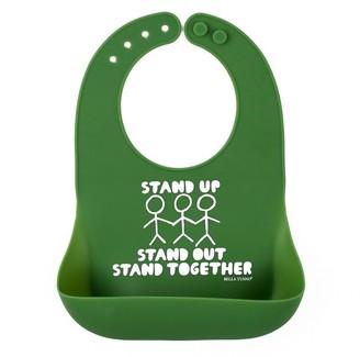 Bella Tunno Stand Together Wonder Bib