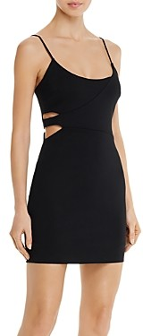 GUESS Gisella Side-Cutout Bodycon Dress