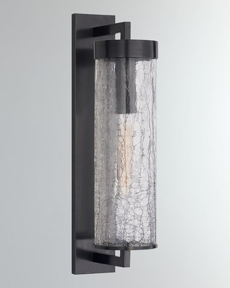 Kelly Wearstler Liaison Large Bracketed Outdoor Wall Sconce