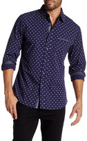 Smash Wear Long Sleeve Paisley Woven Shirt