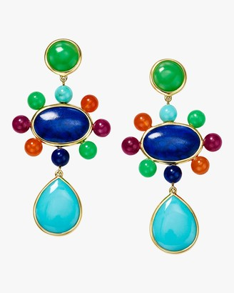Ippolita Nova Satellite Beads Post Drop Earrings