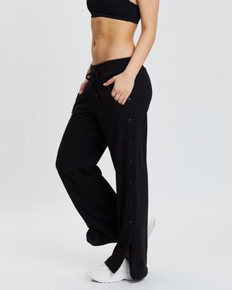 DKNY Jogger Pants with Snap Panel