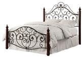 Homelegance Mirasol Metal Bed Queen
