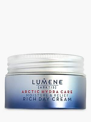 Lumene Arctic Hydra Care Moisture & Relief Rich Day Cream, 50ml