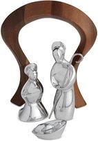 Nambe 4-Pc. Miniature Nativity