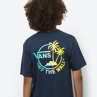 Vans Boys Mini Dual Palm T-Shirt