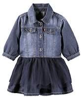 Levi's Baby Girls' Balleryn Dress,9-12 Months