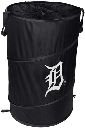 Detroit Tigers Cylinder Pop Up Hamper