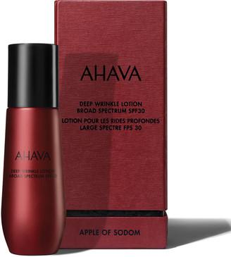 Ahava Deep Wrinkle Lotion Spf30 50Ml