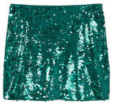 Violeta BY MANGO Sequin skirt