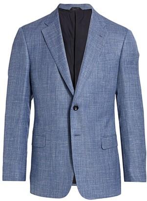 Giorgio Armani Virgin Wool-Blend Sportcoat