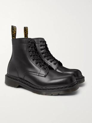 Dr. Martens Rixon Leather Boots