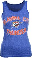 Majestic Women's Sleeveless Oklahoma City Thunder Tank
