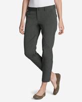 Eddie Bauer Women's Voyager Slightly Curvy Slim Pants