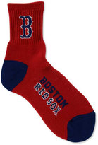 For Bare Feet Boston Red Sox Ankle TC 501 Medium Socks