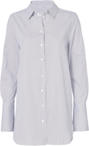Equipment Arlette Striped Button-Down Shirt
