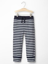 Gap Stripe cuffed pants