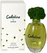 Parfums Gres CABOTINE by for WOMEN: EAU DE PARFUM SPRAY 3.4 OZ