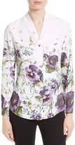 Ted Baker Elizay Floral Print Blouse
